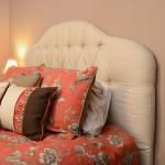 Window Works Studio master bedroom bedding